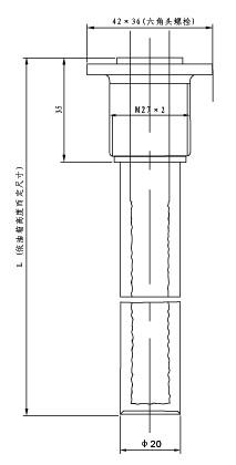 SRY7 管状电加热器