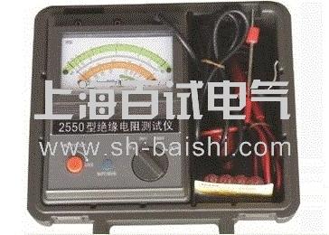 绝缘电阻测试仪生产厂家-上海百试电气