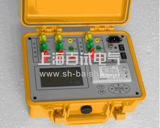 变压器容量测试仪详细介绍